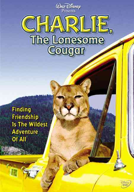 CHARLIE THE LONESOME COUGAR BY BROWN,RON (DVD)